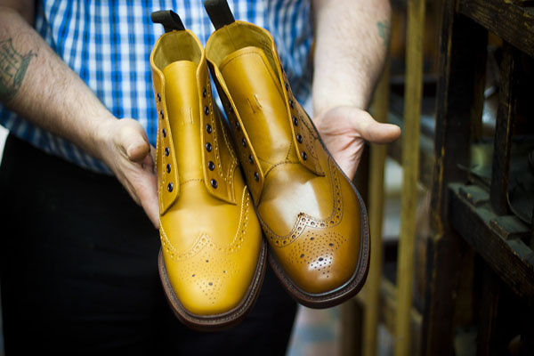Loake factory trip part 2