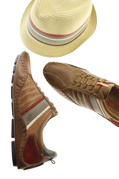 Pikolinos 6986 Fuencarral £89.99 & Barbour Tain Stripe Trilby £29.95