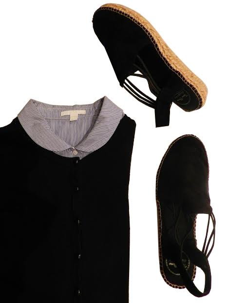 Toni Pons Nuria in Black £55.00