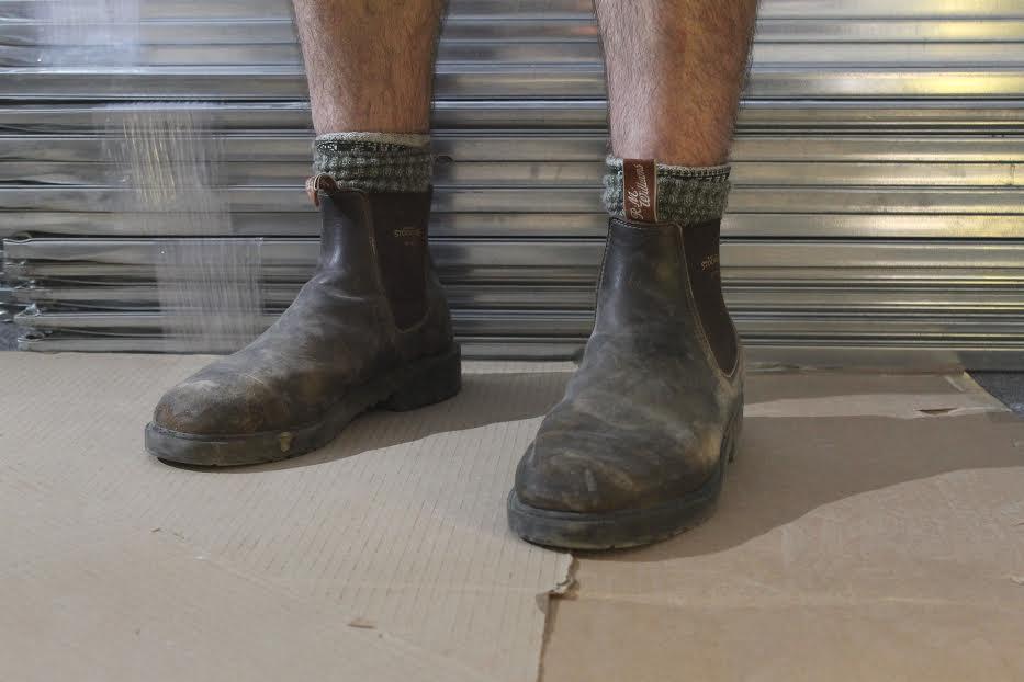 Stockyard Boot in Brown