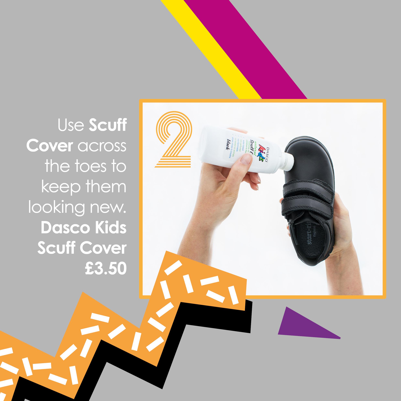 Scuff Cover £3.50