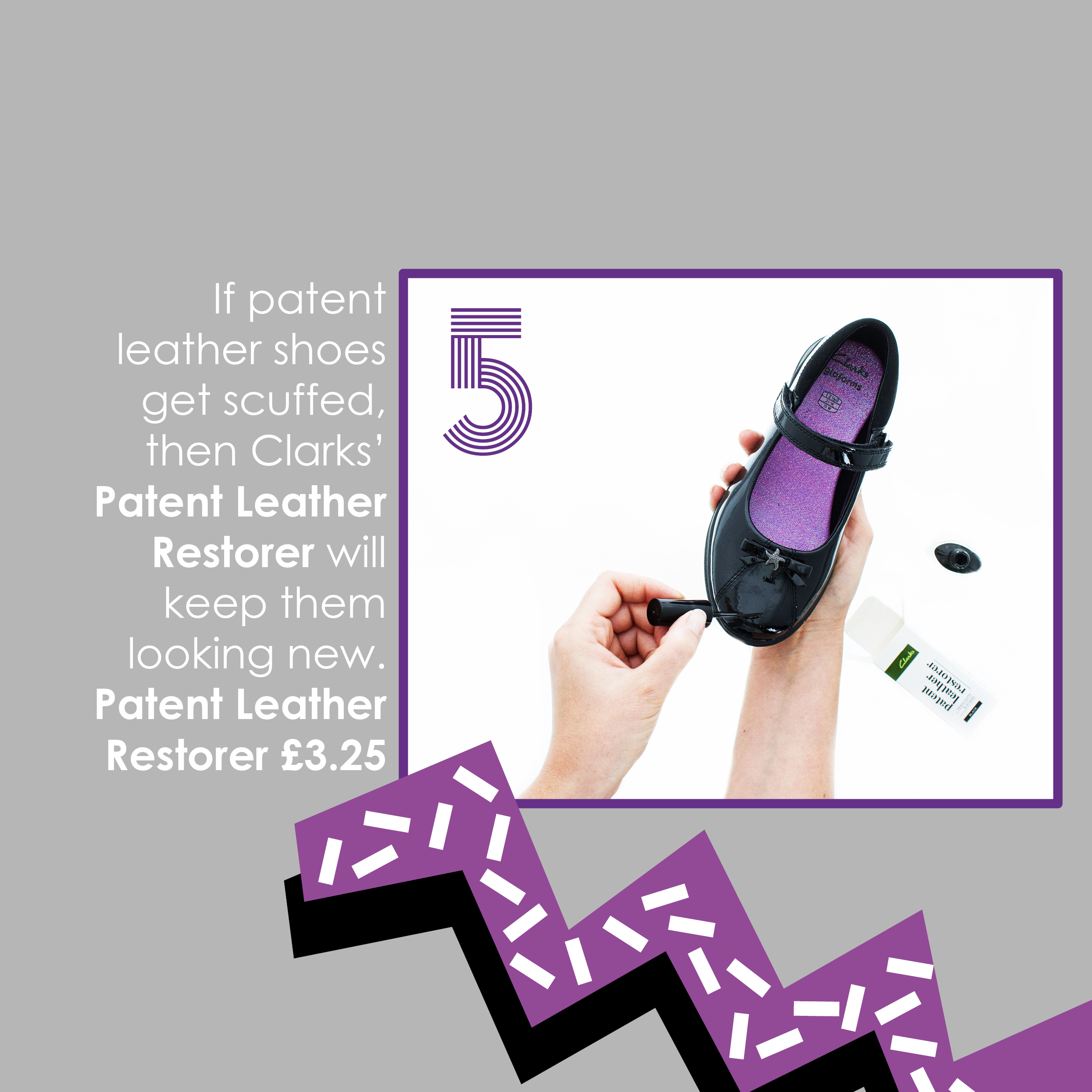 Patent Leather Restorer £3.25
