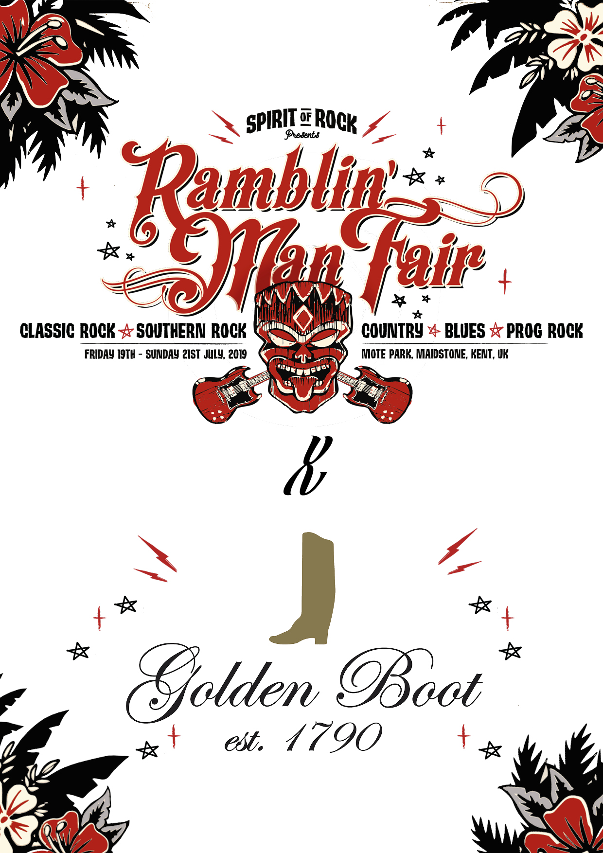 Ramblin' Man 2019 – be festival ready