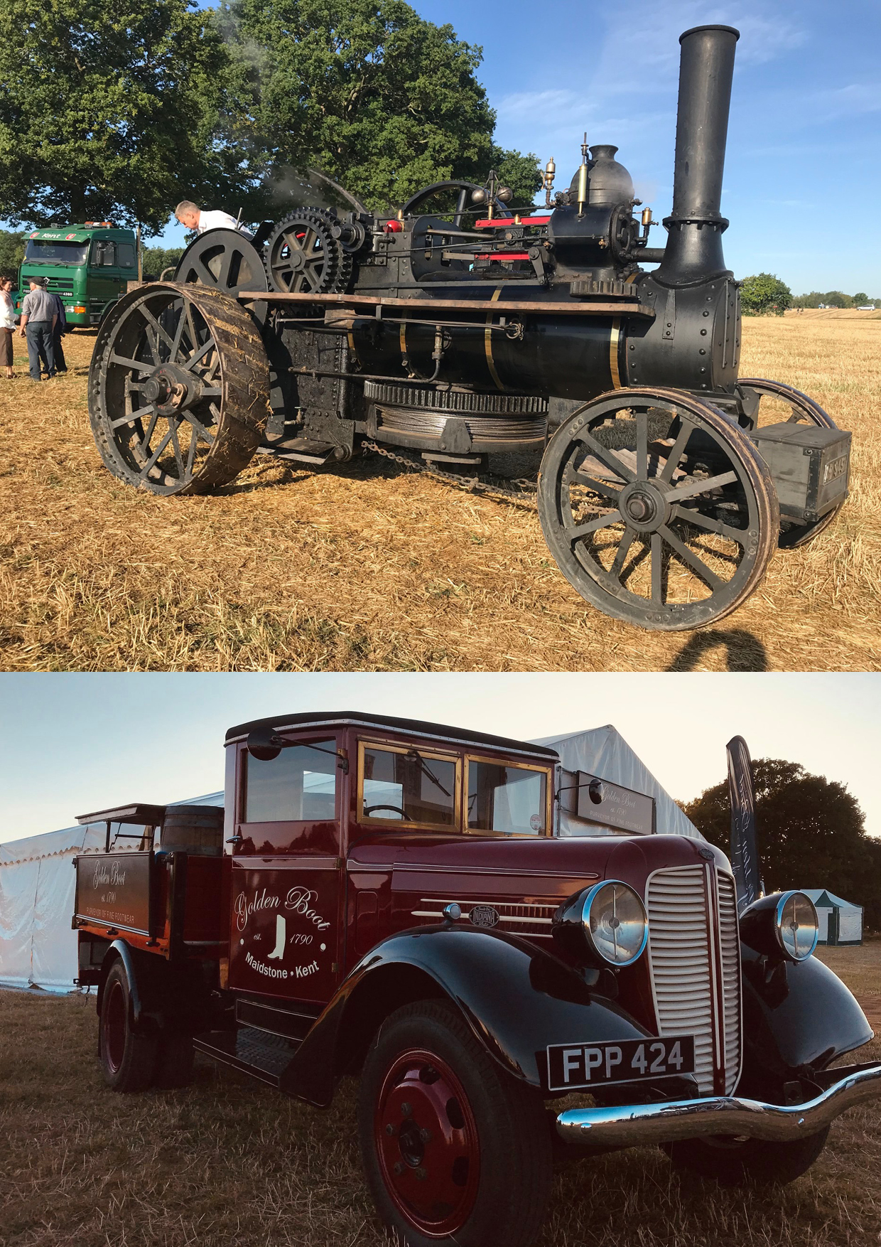 The Weald of Kent Ploughing Match '19