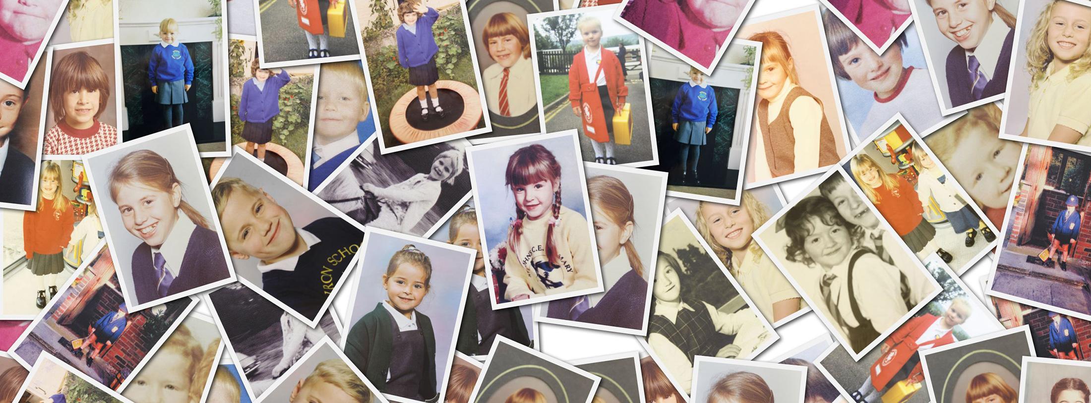 Helen's Happy School Memories of Lumpy Custard, Break-Time Milk and Woolly Tights…