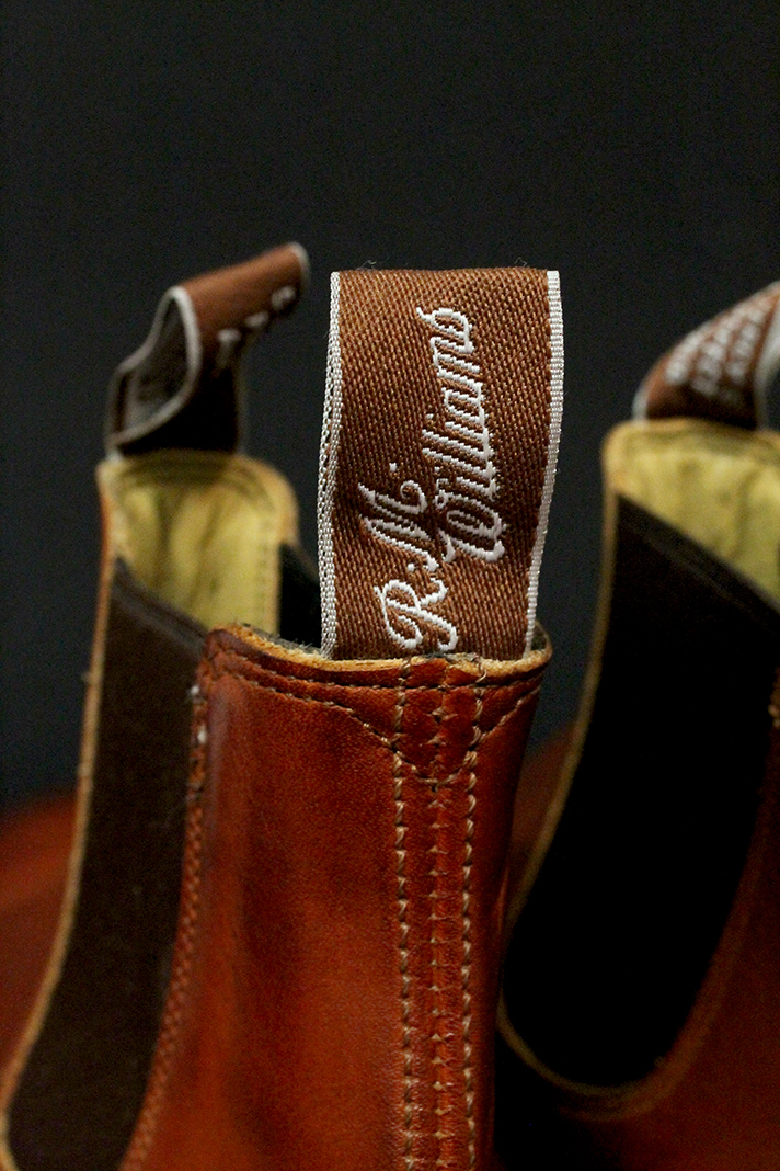 RM Williams Boots at Golden Boot