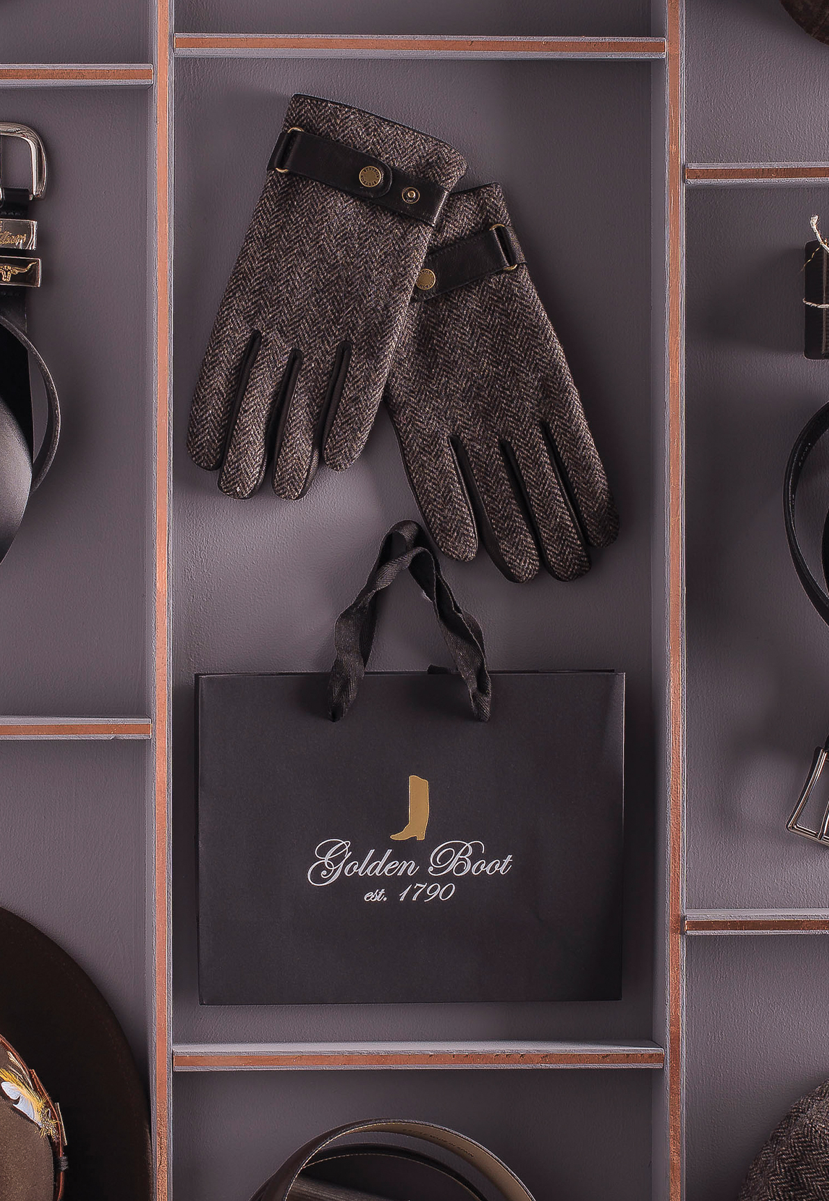 Golden Boot Exclusives & the Perfect Gifts for Him
