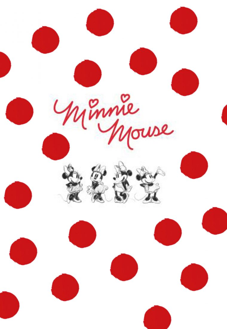 Minnie is in the building – competition time!