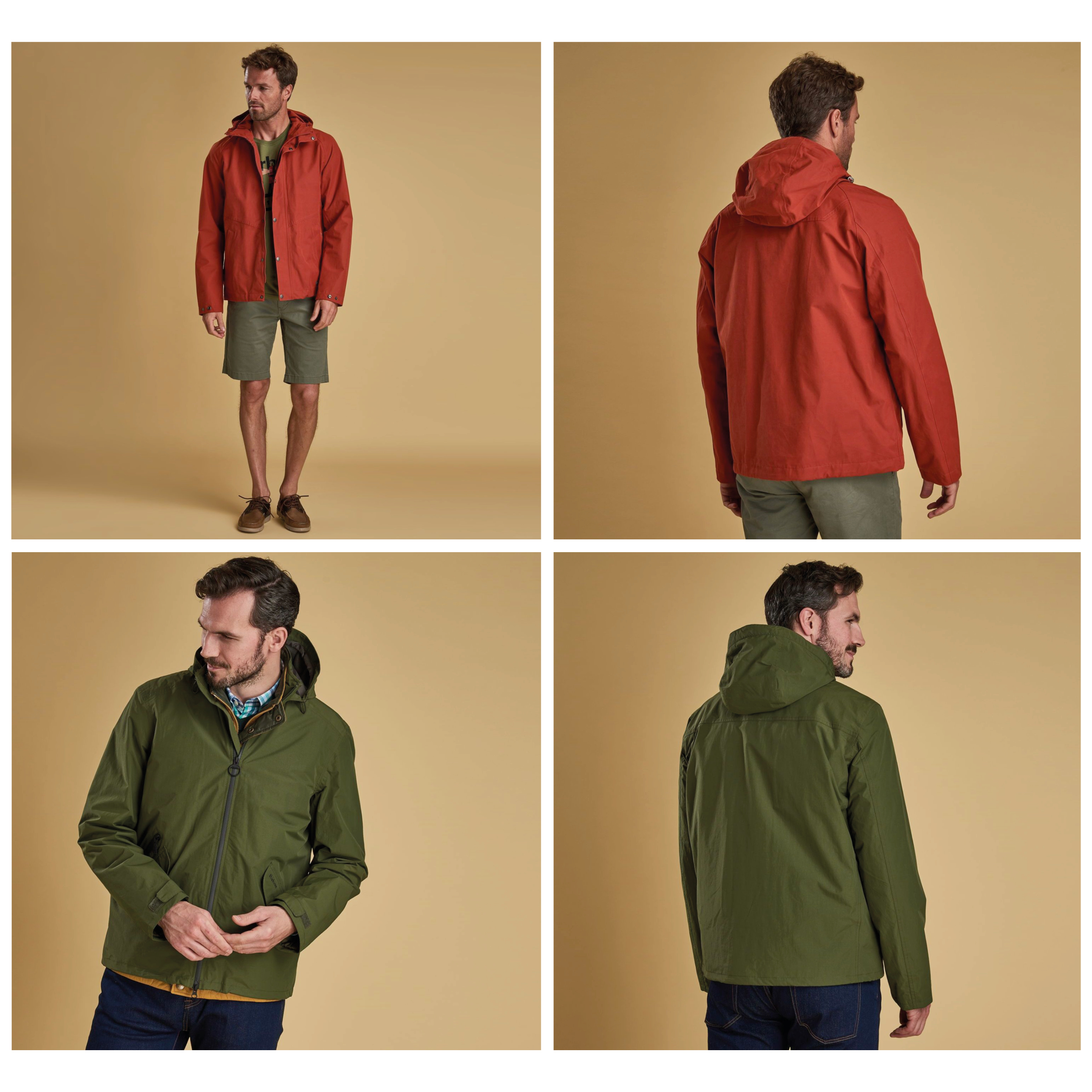 Endure the Elements with Barbour