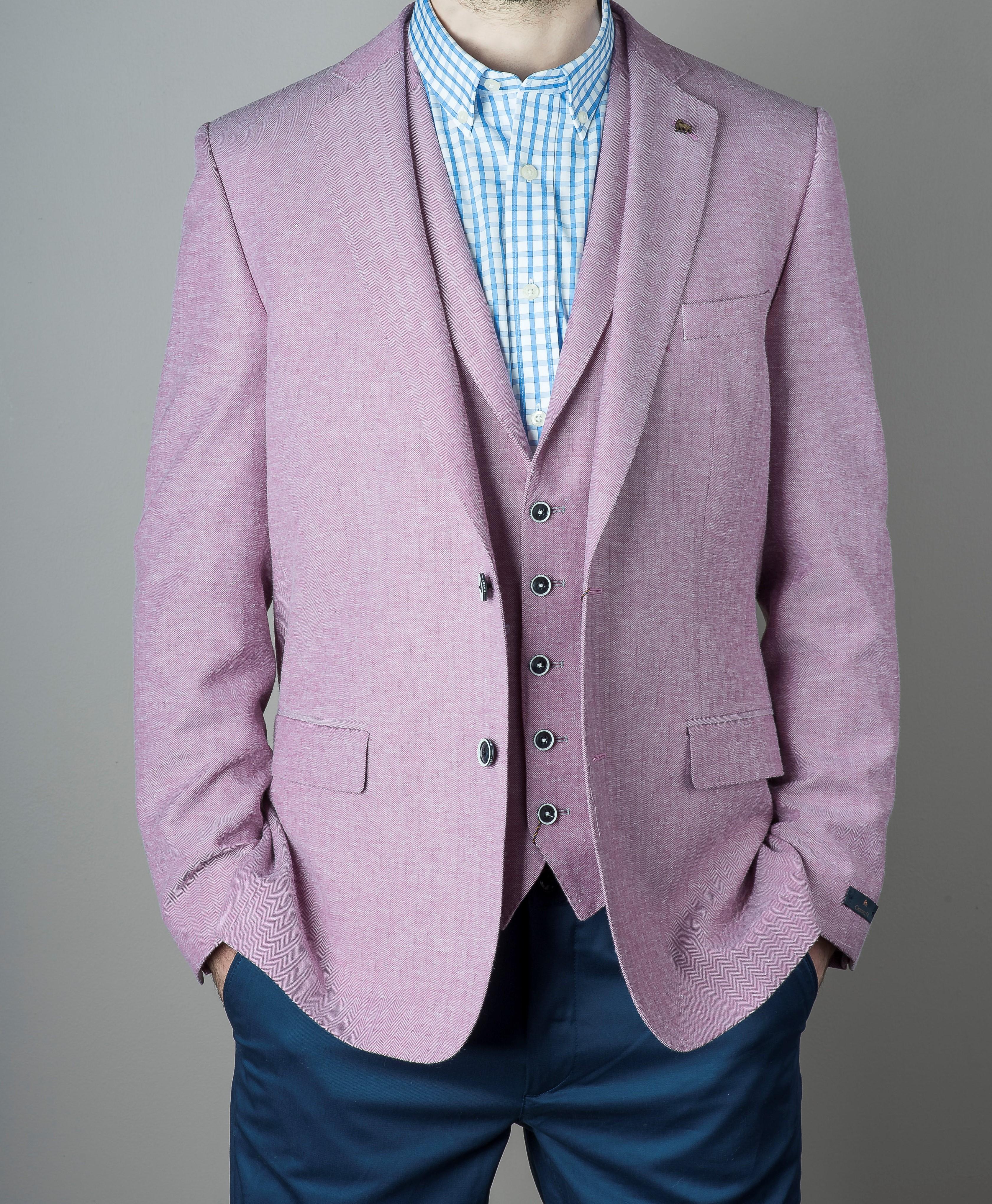 A fine weave – Magee Menswear