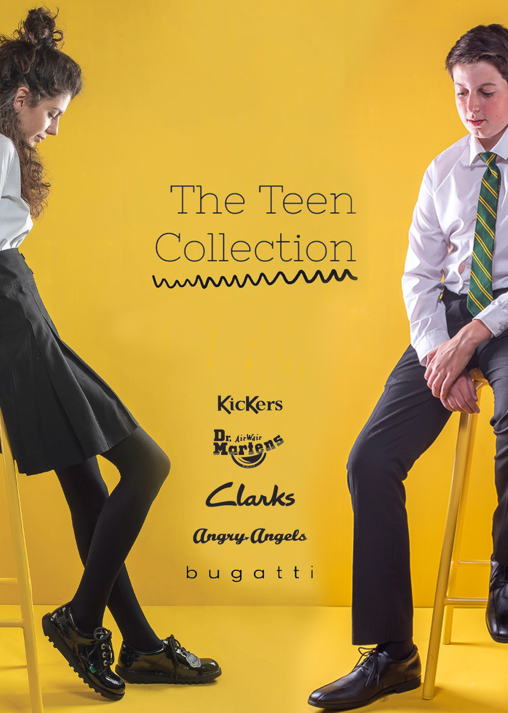 The Teen Collection