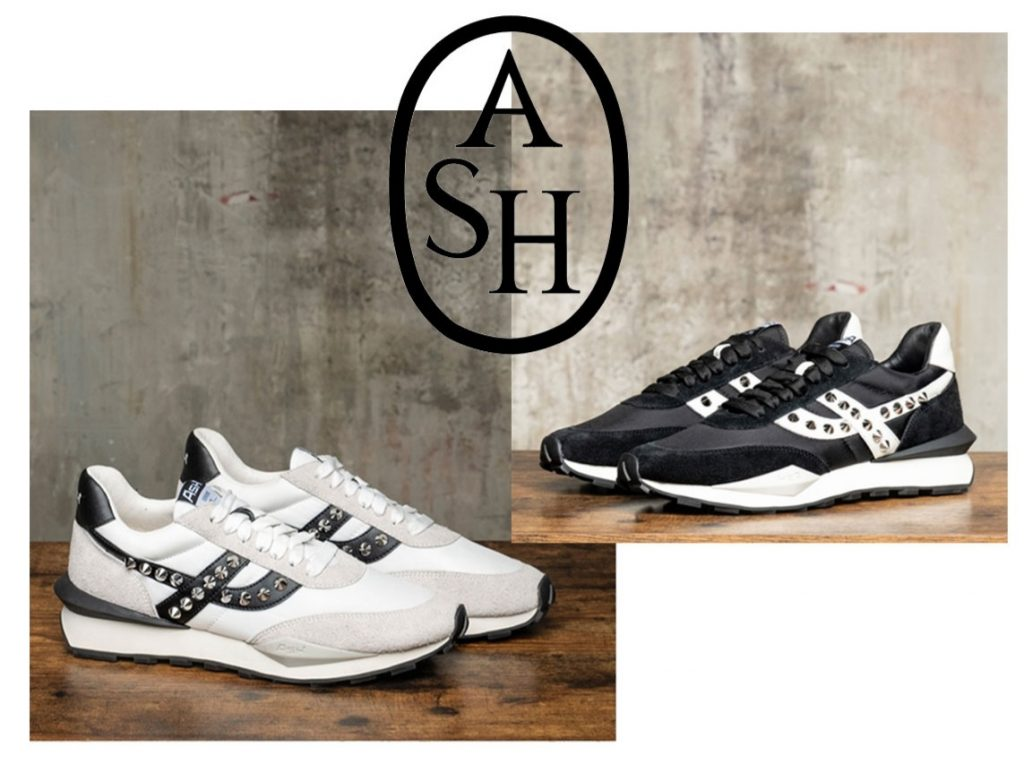 Ash Spider Studs 'Eco' Trainers