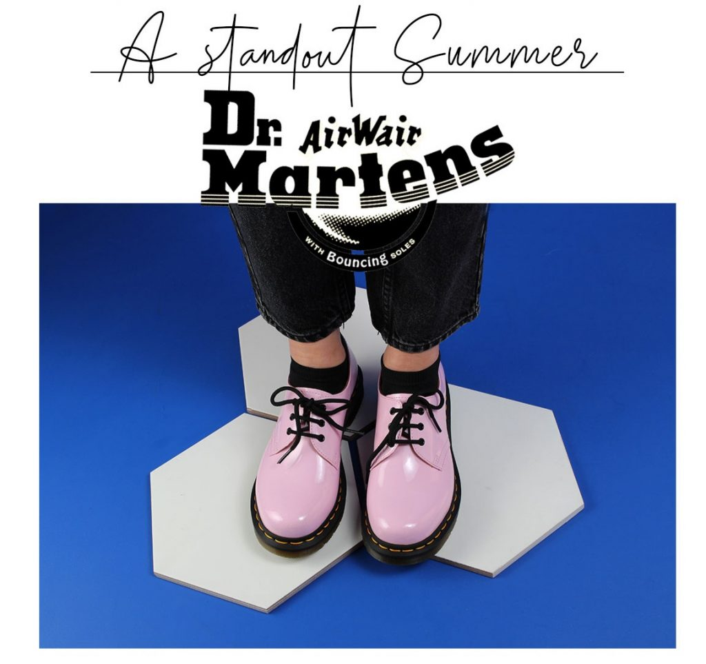 Make it a Dr Martens Summer!