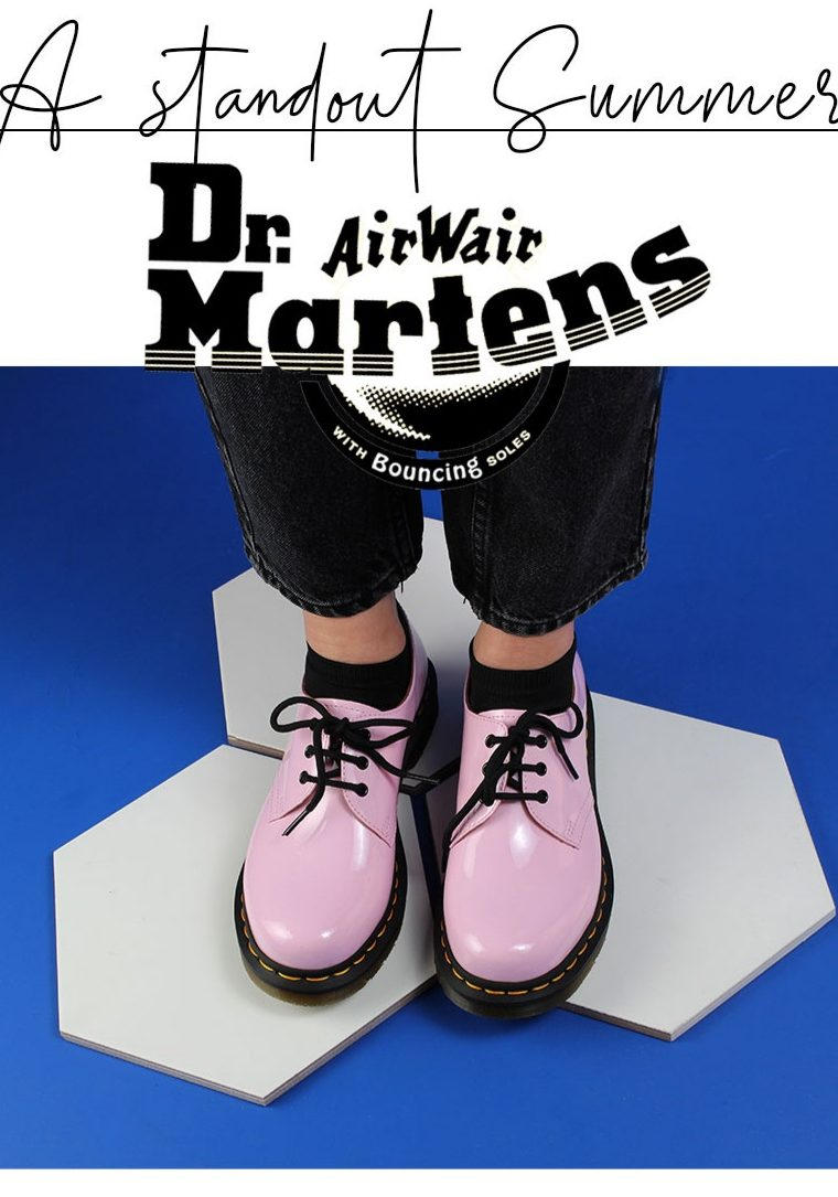 Make it a Dr Martens Summer!