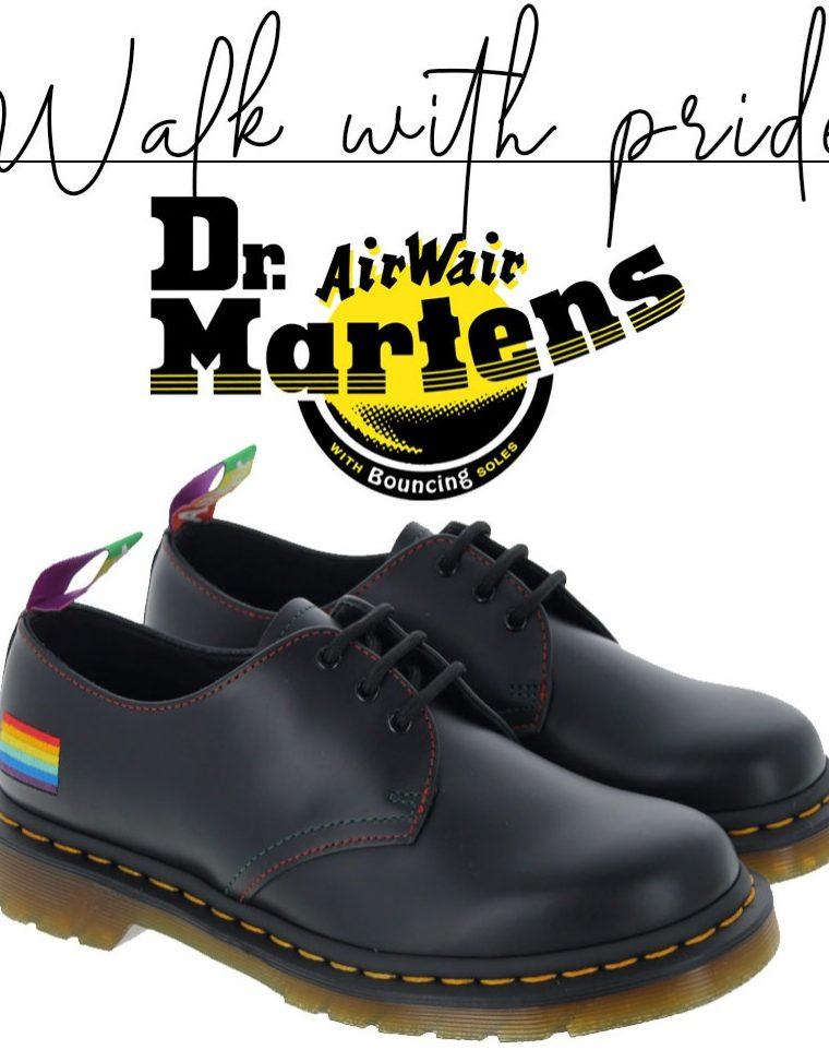 Walk with Pride   Dr. Martens