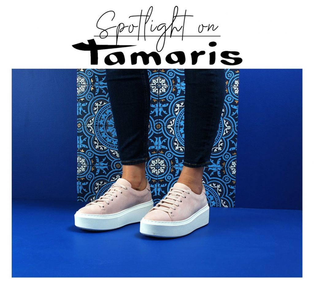 Spotlight On 'Tamaris Matilde 23773' Trainers in Soft Rose