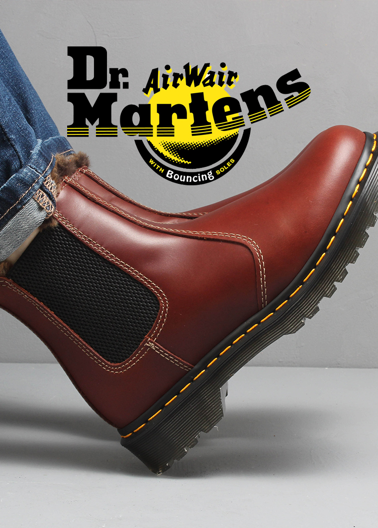 Dr Martens 2976 Leonore Collection